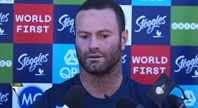 Cordner defends himself after Gould criticism