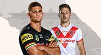Panthers v Dragons - Round 12