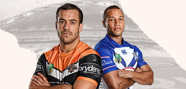 Wests Tigers v Bulldogs - Round 12