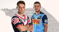 Roosters v Titans - Round 12