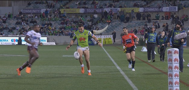 Wighton's miracle try helps tie it up