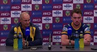 Eels press conference - Round 12