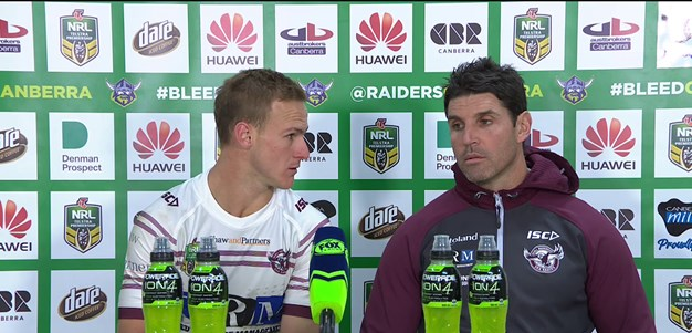 Sea Eagles press conference - Round 12