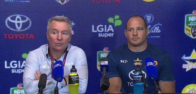 Cowboys press conference - Round 12