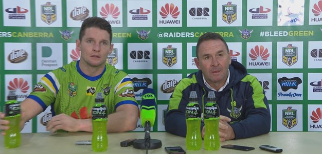 Raiders press conference - Round 12