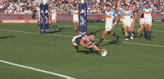 Tedesco gets Roosters on the board