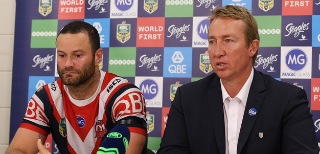 Roosters press conference - Round 12