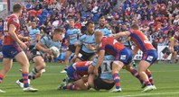 Brailey extends Sharks lead