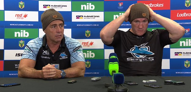 Sharks press conference: Round 12, 2018