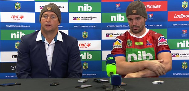 Knights press conference: Round 12, 2018