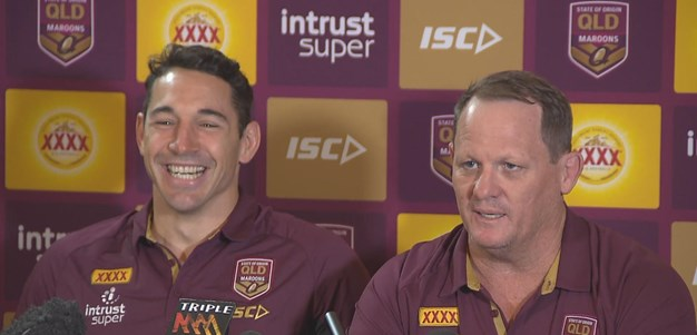 Billy GOAT? - Slater to retire as one of Queensland's greats