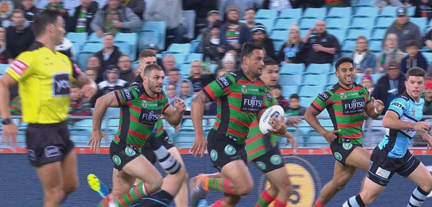 Slick Souths strike first