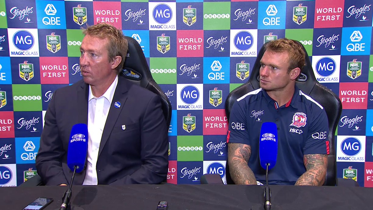 Roosters press conference - Round 13