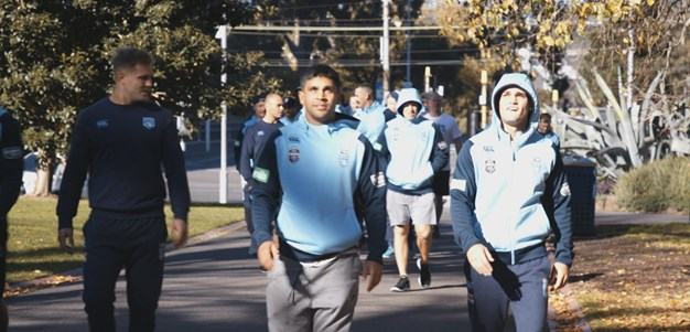Blues set to break from Origin tradition