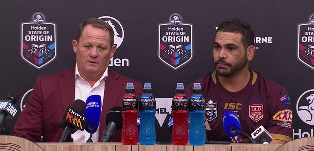 Queensland Press Conference: State of Origin - Game I