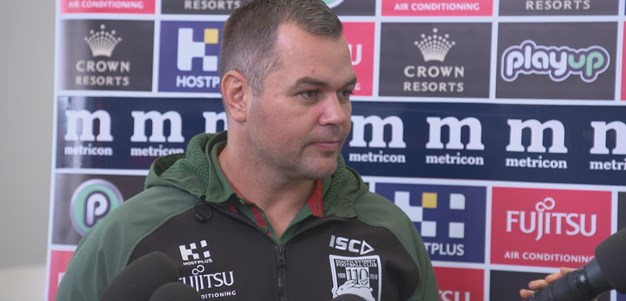 Seibold: We've prepared as if they're not playing