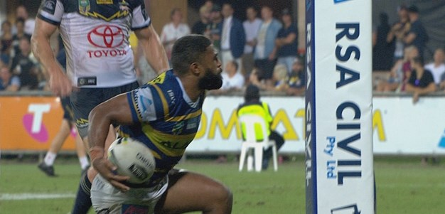 Jennings all but seals it for Eels