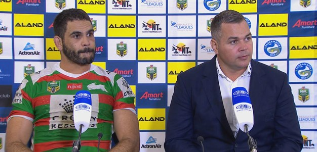 Rabbitohs press conference - Round 15