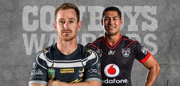 Cowboys v Warriors - Round 15