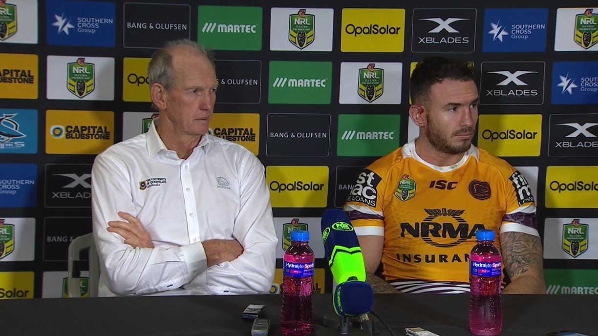 Broncos press conference – Round 15
