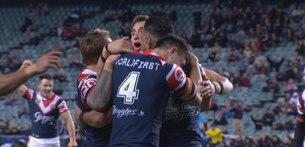 Liu continues Roosters' lightning start