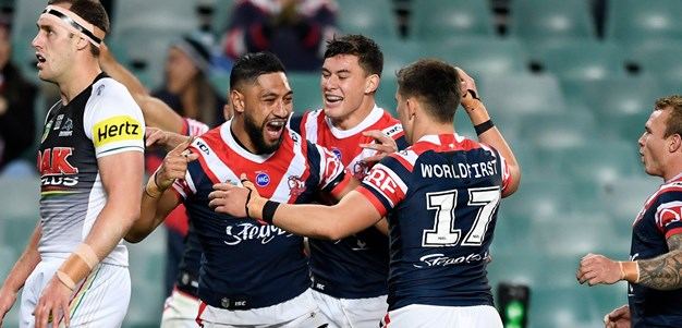 Match Highlights: Roosters v Panthers - Round 15, 2018