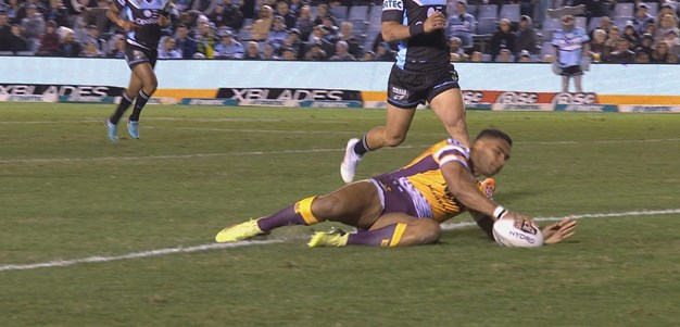 Pangai Jnr charges over the line