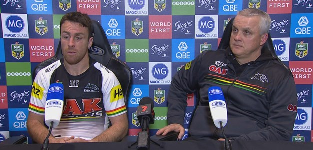Panthers press conference - Round 15