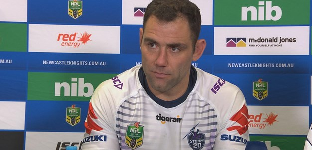 Smith believes Slater will play Origin