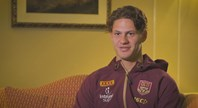 Dream come true for Ponga