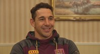 Slater reflects on a great Origin career