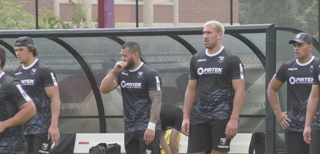 Kiwis dismiss Denver altitude concerns