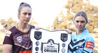 Women ready for momentous Origin clash