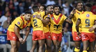 Match highlights: Papua New Guinea v Fiji – Pacific test, 2018