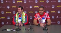Tonga press conference – Pacific test, 2018