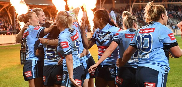 Match Highlights: NSW v QLD - Women's State of Origin