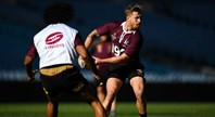Maroons halves need to be great