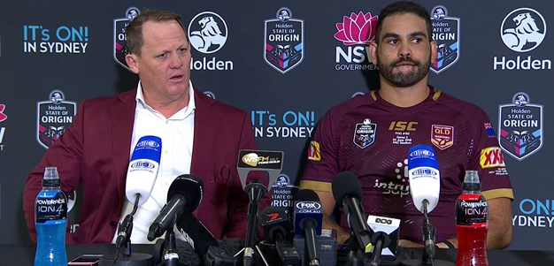 Maroons press conference: Game II