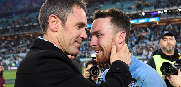 How the tough times helped Maloney celebrate