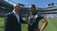 Taupau: toughest game I've ever played