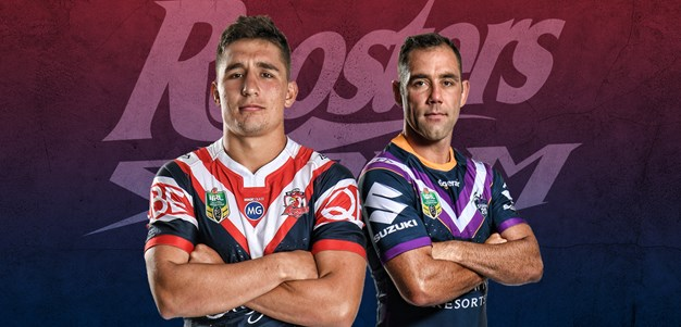 Roosters v Storm - Round 16