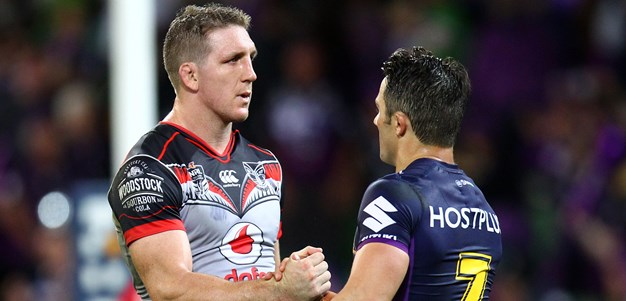 Facing Cronk nothing new for Hoffman