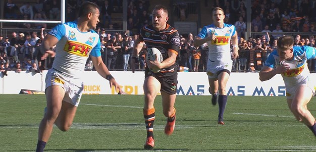 Reynolds finishes off great Tigers try