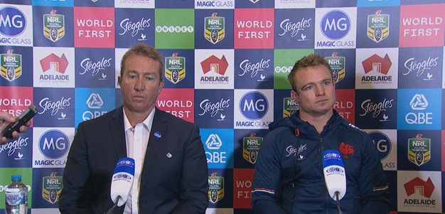 Roosters press conference - Round 16