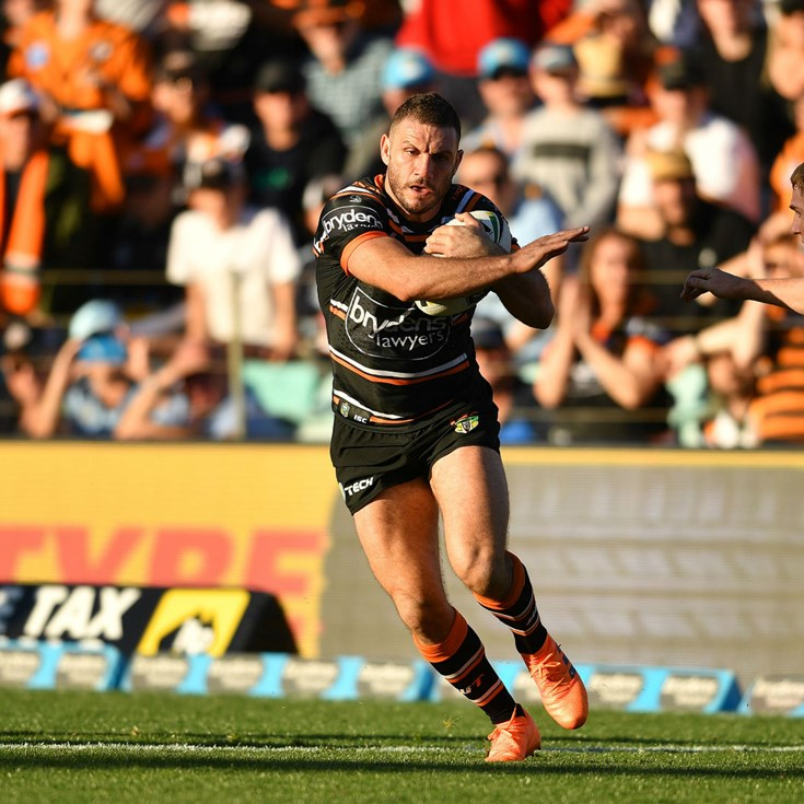 Extended Highlights: Wests Tigers v Titans – Round 16, 2018