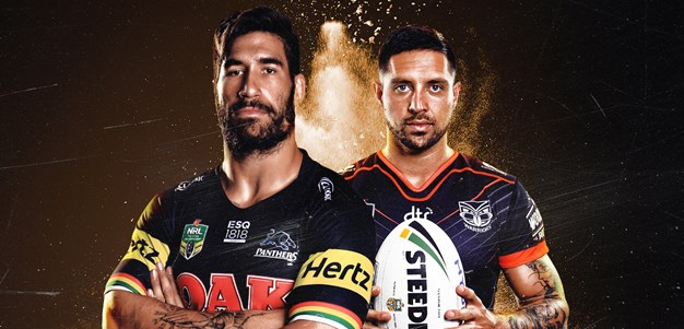 Panthers v Warriors - Round 17
