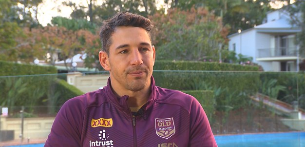 Billy Slater on his Origin legacy