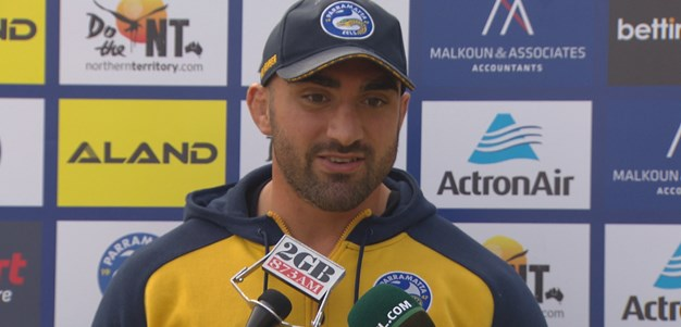 Eels excited about Ferguson signing