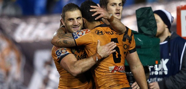 Tigers fired up to play with club legends