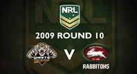 Footy Flashback: 2009 Round 10 Tigers v Rabbitohs